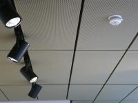 小孔铝板网吊顶