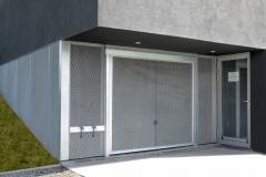 铝拉网板幕墙