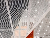 拉网铝板-铝拉伸网-铝拉网