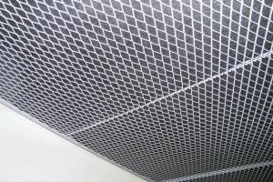 铝网吊顶-铝拉网板-拉网铝板装饰