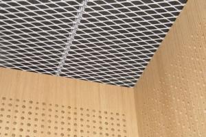 铝拉网吊顶-铝网价格-拉网铝板