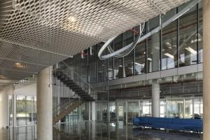 铝板网吊顶-上海铝拉网板厂家-钢板拉伸网