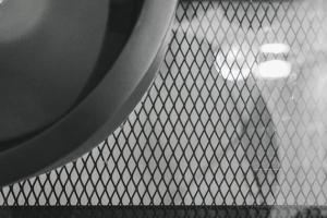 黑色铝网-铝拉网规格-铝拉网板厂家