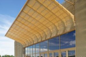 金色铝拉伸网-铝拉伸网装饰-铝拉网厂家