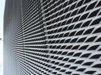 建筑铝拉伸网-幕墙铝拉网板-铝板网幕墙