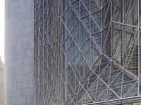 铝拉网板幕墙-铝扩张网-铝板网图片