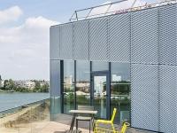 铝网拉伸网幕墙-铝拉网板-拉网铝板