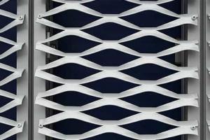粉末喷涂铝拉网-铝拉网板-铝拉网厂家