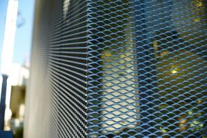 粉末喷涂铝拉网-铝拉网板-铝板网