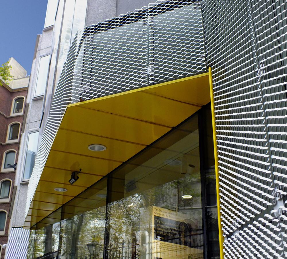 幕墙装饰铝板网