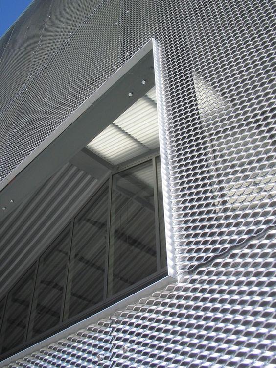 装饰铝网幕墙