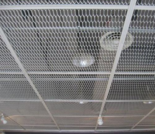 铝网吊顶4