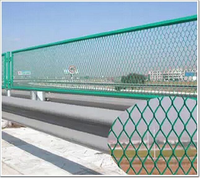 铝网拉伸网护栏