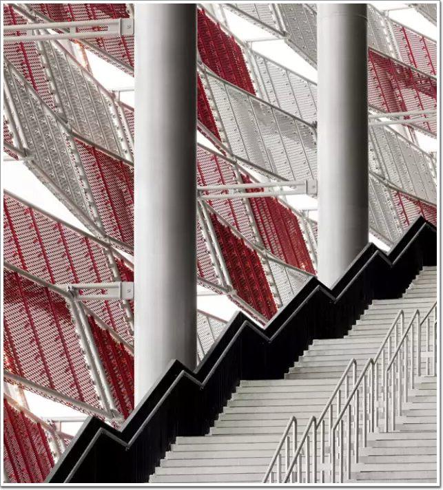 铝网拉伸网幕墙