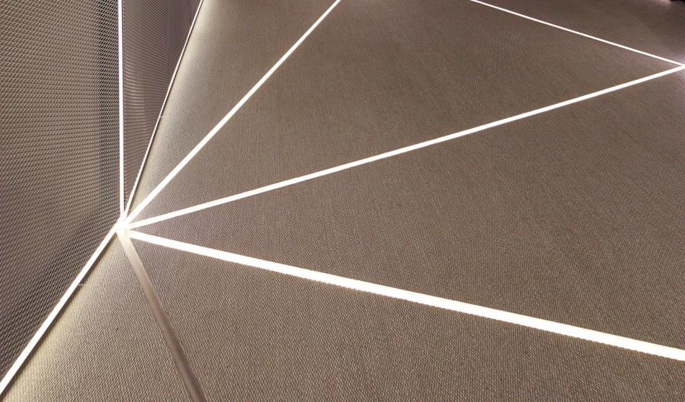 铝钢拉伸网装饰