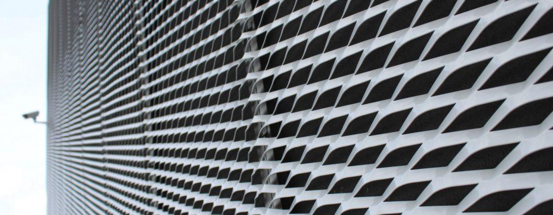上海幕墙铝拉网板板