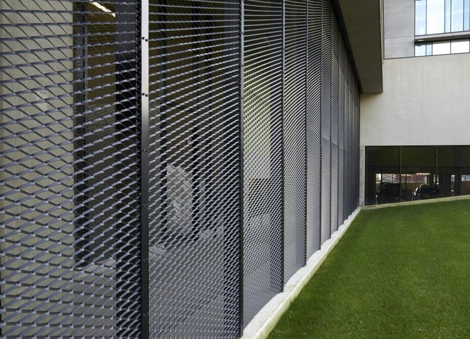 铝板网围栏