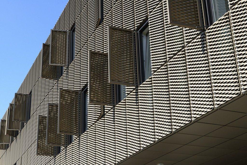 铝拉网幕墙-拉网铝板厂家